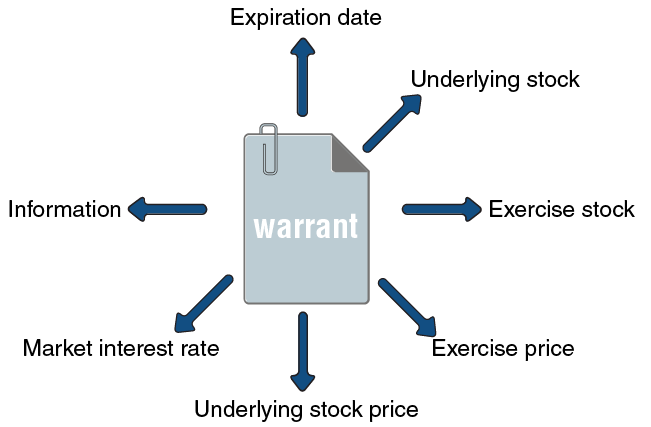 How a Warrant Works