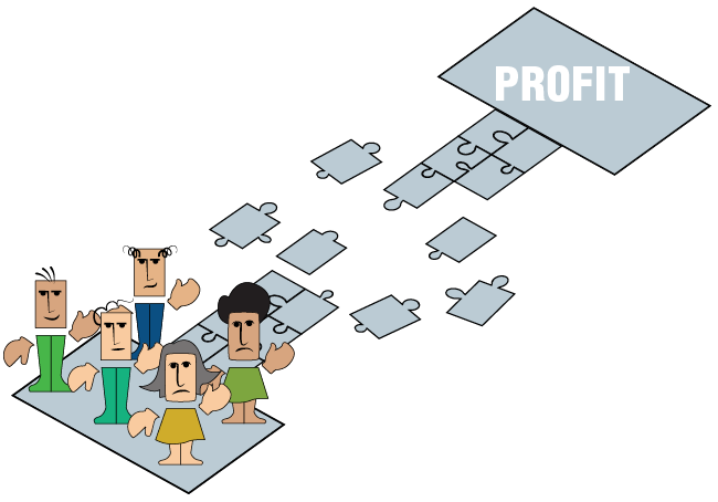 How is Profit Earned on a Stock